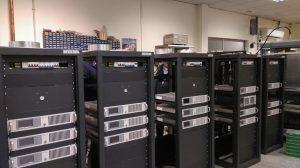 configuración sistemas N+1